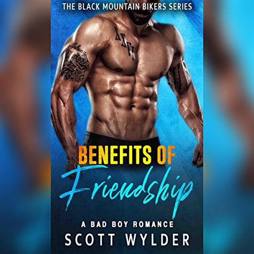Benefits of Friendship cover art