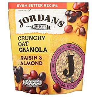 Jordans Crunchy Oat Granola Raisin & Almond, 750g (B00JTWZ1AE) | Amazon price tracker / tracking, Amazon price history charts, Amazon price watches, Amazon price drop alerts