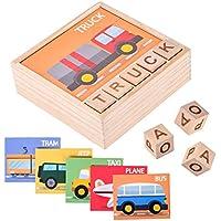 Seamew Montessori for 3-8 Year Old Preschool Learning Toy