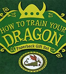 how to train your dragon paperback gift set