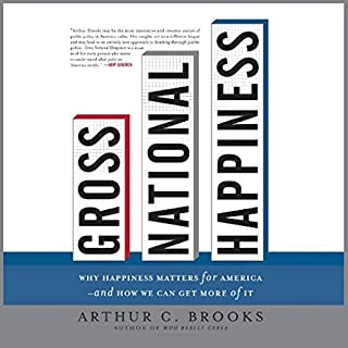 Gross National Happiness audiobook cover art