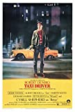 Taxi Driver Movie Poster (68,58 x 101,60 cm)