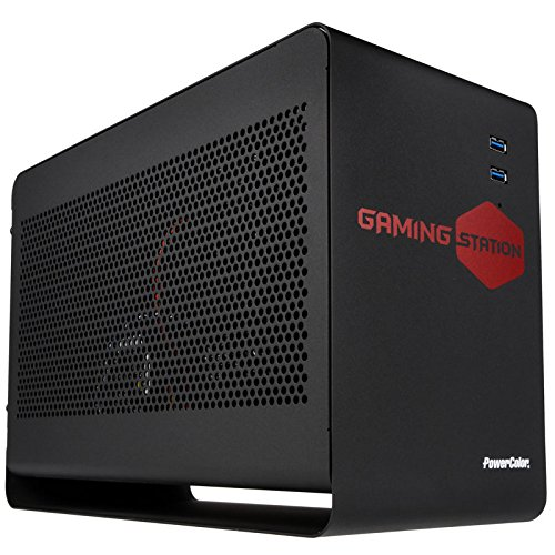 PowerColor Gaming Station Graphic Cards Thunderbolt EGPU Box