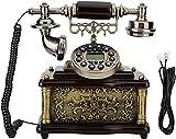 Telefon Dekor Modell Home Schreibtisch Dekoration Festnetz Telefon, FSK und DTMF LF? 1200d Harz...