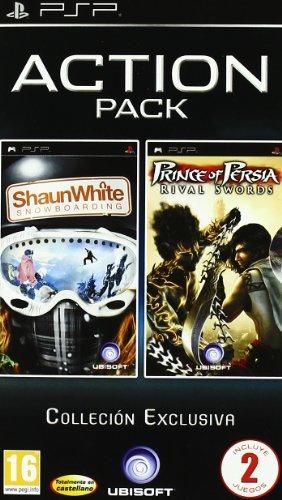 Shaun White Snowboarding + Prince Of Persia