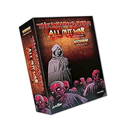 The Walking Dead: All Out War - Michonne, Wandering Nomad Booster Wave III from Mantic Games