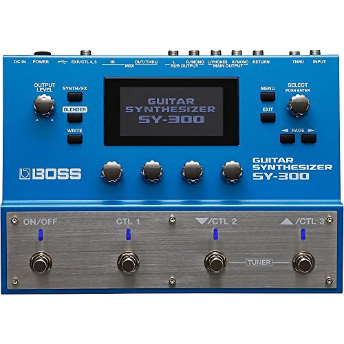 BOSS Guitar Synthesizer (SY-300)