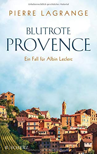 Image of Blutrote Provence (Ein Fall für Commissaire Leclerc)