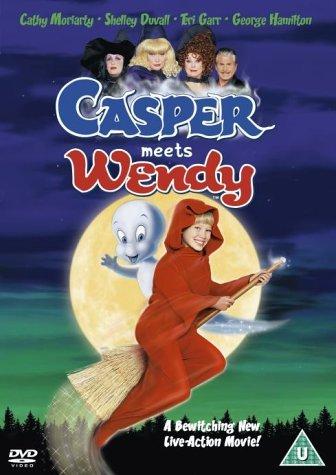 Casper Meets Wendy [DVD] by Hilary Duff