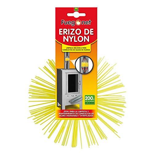 MASSÓ 008813 Erizo deshollinador Nylon 200, Ø