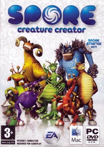 Spore Creature Creator (Mac/PC DVD)