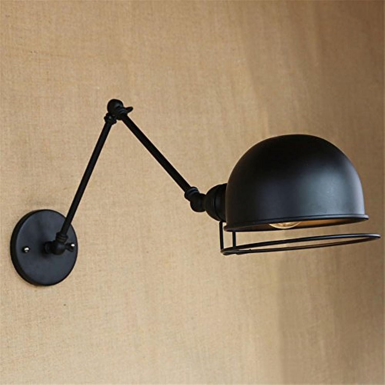 StiefelU LED Wandleuchte nach oben und unten Wandleuchten Wandleuchten Retro langen Arm Eisen Beleuchtung Wohnzimmer Esszimmer Schlafzimmer Dekorative Wandleuchte