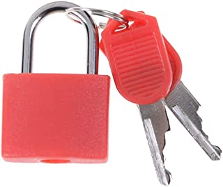 42a61f26b25f Amazon.com: White - Keyed Padlocks / Padlocks & Hasps: Tools & Home ...