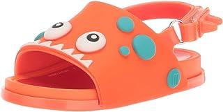 Mini Melissa Kids' Mini Beach Slide Dino Slipper