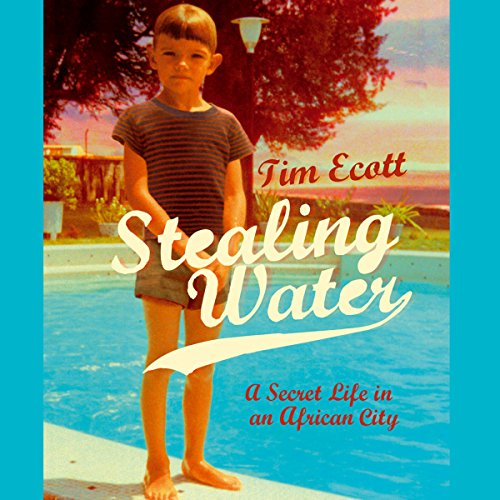 Stealing Water audiobook cover art