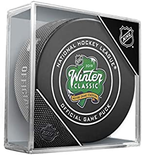 blackhawks official game puck