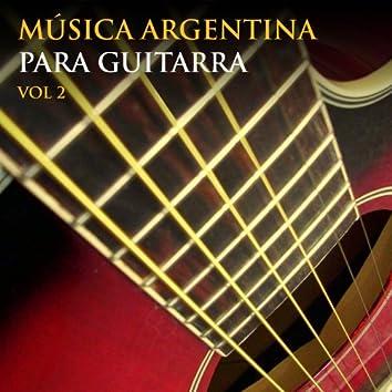 Música Argentina para Guitarra - Folklore / Volumen 2