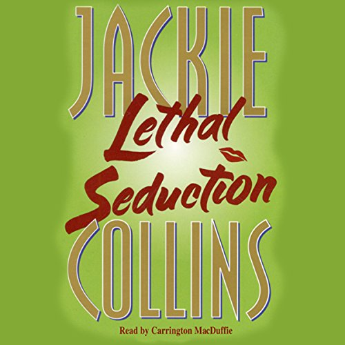 Lethal Seduction audiobook cover art