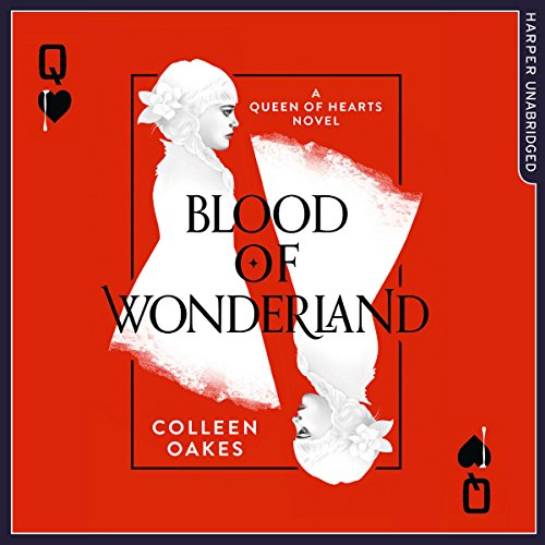 Blood of Wonderland cover art