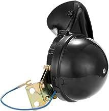 KKmoon Auto Hupe 12V 300DB Air Horn Lautsprecher super Trompete Air Laute Schnecke Single Horn Sirene wasserdichte Universal f/ür Auto Motorrad LKW Boot