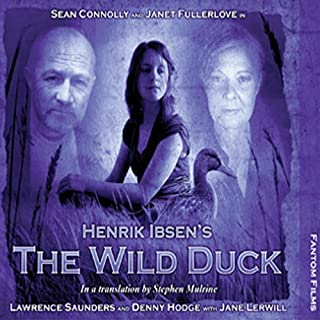 Henrik Ibsen's The Wild Duck cover art