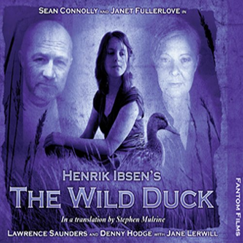 Henrik Ibsen's The Wild Duck audiobook cover art