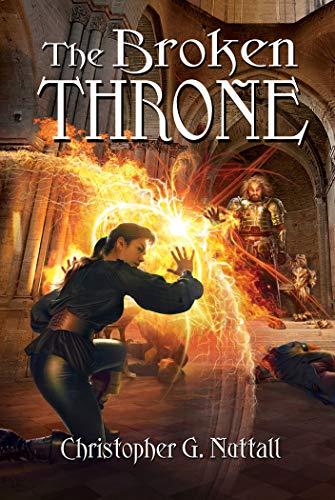 The Broken Throne (Schooled in Magic Book 16) (English Edition)