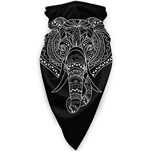 Cagoule avec motif éléphant indien
