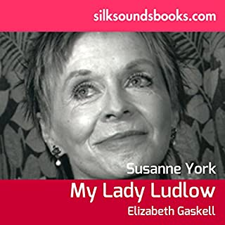 My Lady Ludlow audiobook cover art