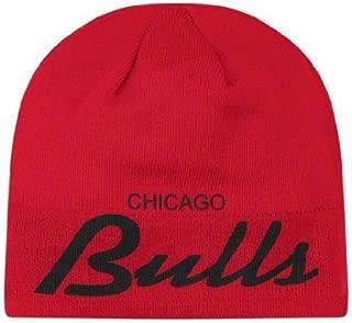 adidas Cuffless Basketball Beanie Hat - NBA Knit Skull Toque Cap