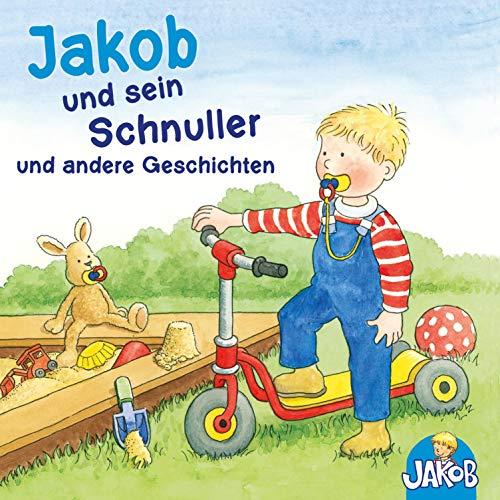 Jakob geht zum Kinderturnen / Jakob streitet sich mit Conni und verträgt sich wieder / Jakob und die nasse Hose / Jakob hilft Papa audiobook cover art