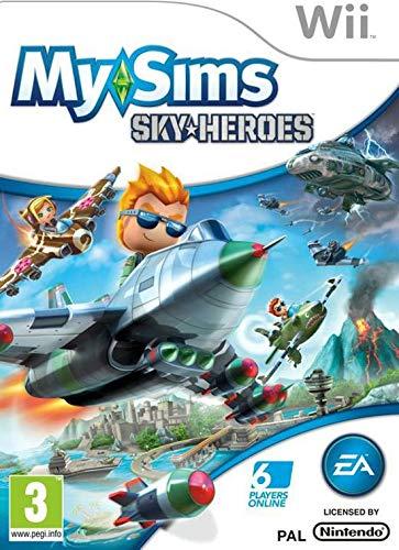 Electronic Arts  MySims SkyHeroes, Wii