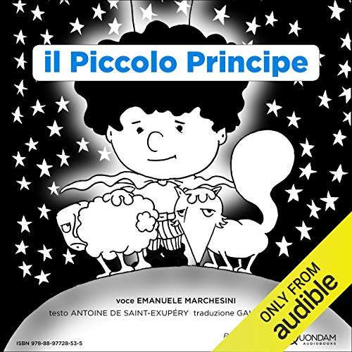 『Il Piccolo Principe [The Little Prince]』のカバーアート