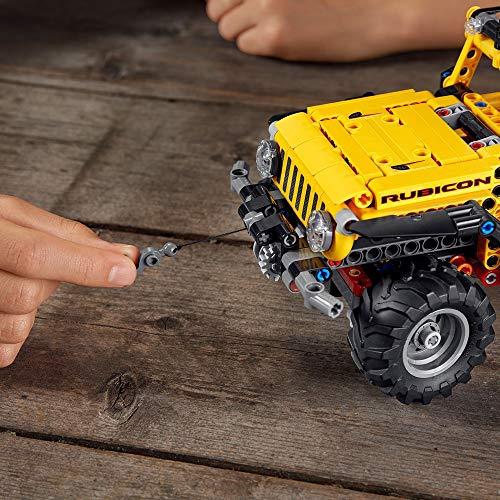 LEGO-Technic Jeep-Geländewagen – LEGO 42122 - 7