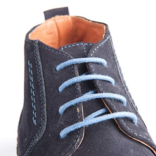 Travelin' London Suede Chukka Boots | Schnürhalbschuh - 8