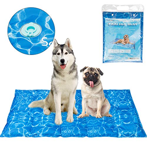 SCENEREAL Dog Cooling Mat