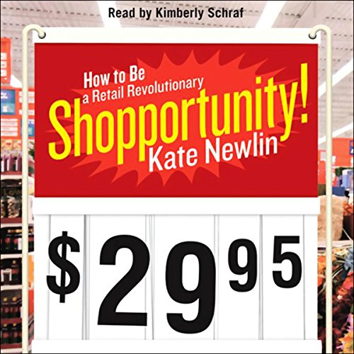 Shopportunity! audiobook cover art