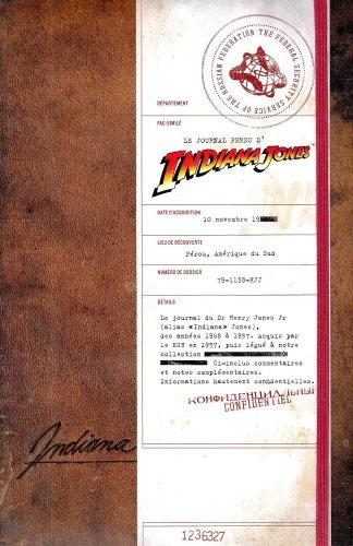 Le journal perdu d'Indiana Jones