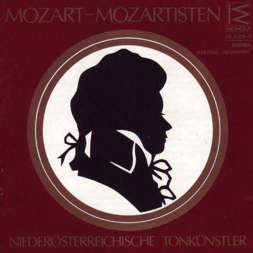 Bläserensemble des Niederösterreichischen Tonkünstlerorchesters, Franz Haselböck & Alfred Hertel