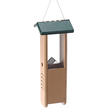 Birds Choice Woodpecker Feeder with Green Roof (SNWP)