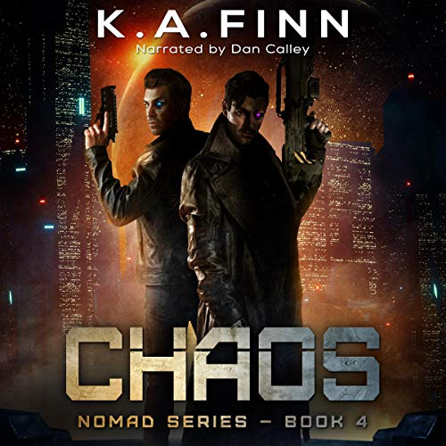 Chaos  By  cover art