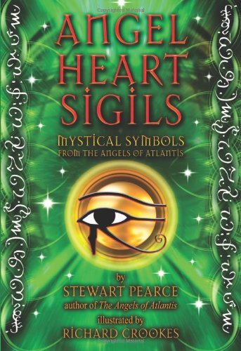 Angel Heart Sigils Card Deck: Mystical Symbols from the Angels of Atlantis: 44 Full Colour Cards by Stewart Pearce (15-Jun-2013) Cards