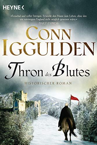Thron des Blutes: Historischer Roman