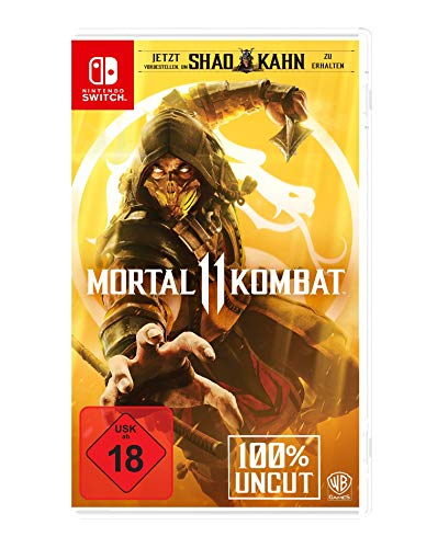 Mortal Kombat 11 - [Nintendo Switch]