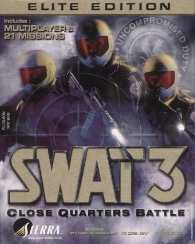 SWAT 3: Close Quarters Battle - Elite Edition (PC) by Sierra UK