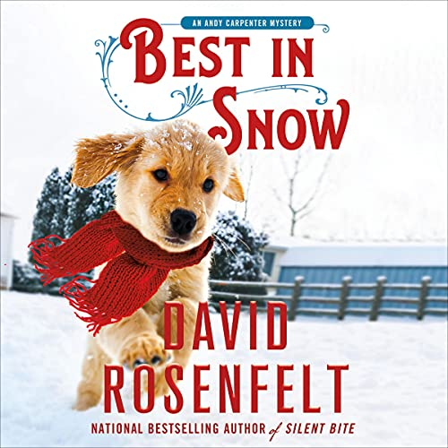 #NetGalley Audio Book Review: Best in Snow by David Rosenfelt