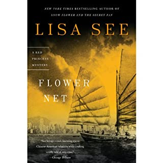 Flower Net audiobook cover art