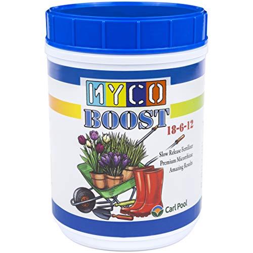 Myco Boost 18-6-12 Granular Fertilizer + Mycorrhizae 3 Lbs