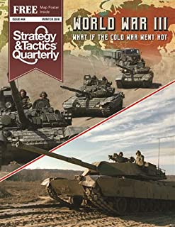 DG: Strategy & Tactics Quarterly #4, with a Focus on The What-if of World War III from The 50s to The 80s