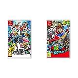 Super Smash Bros Ultimate & Super Mario Odyssey Standard